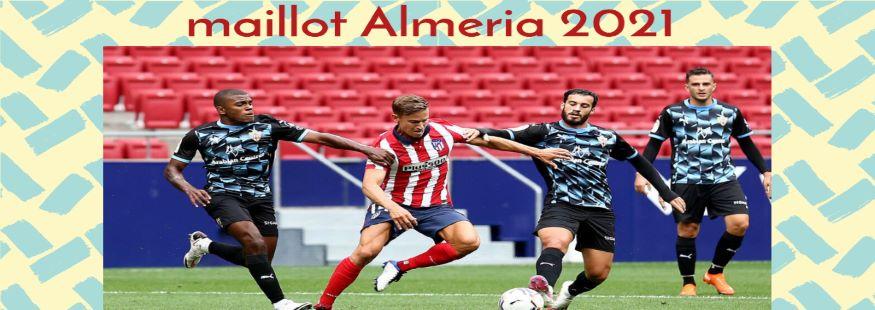 maillot Almeria 21-22