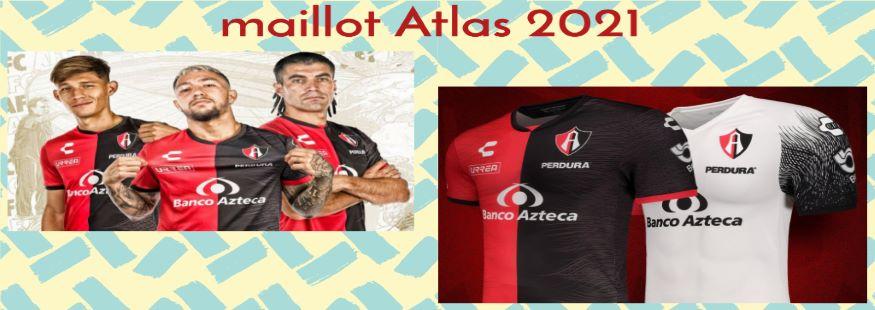 maillot Atlas 21-22