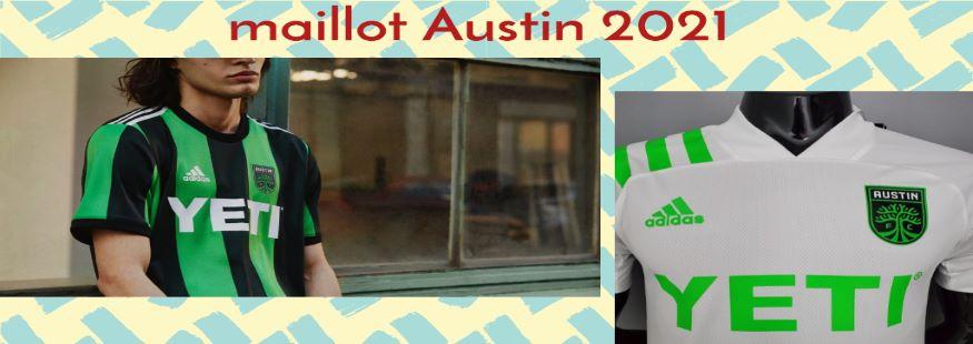 maillot Austin 21-22