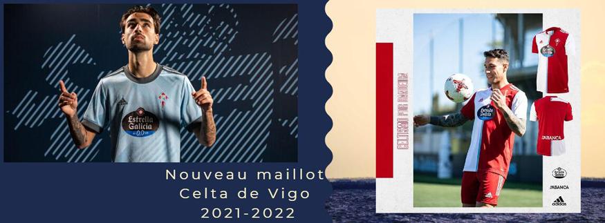 maillot Celta de Vigo 21-22