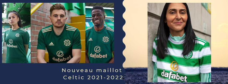 maillot Celtic 21-22