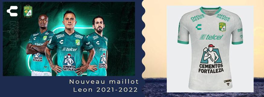 maillot Leon 21-22