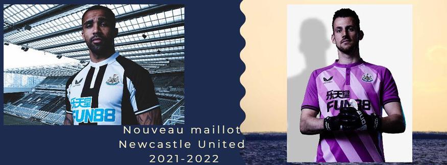 maillot Newcastle United 21-22