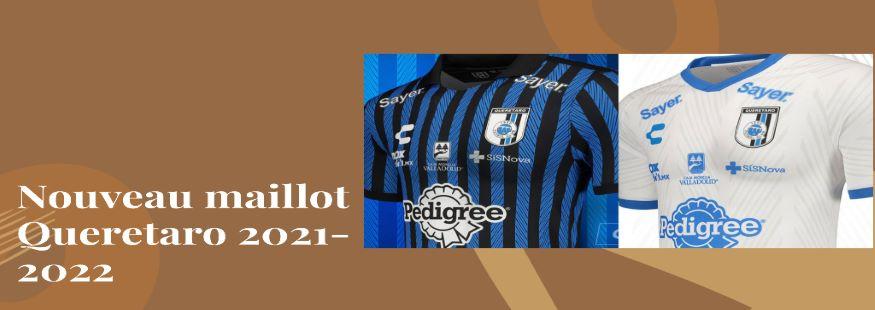 maillot Queretaro 21-22