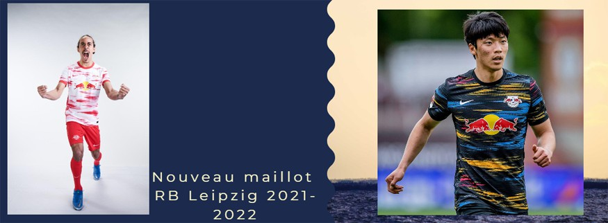 maillot RB Leipzig 21-22